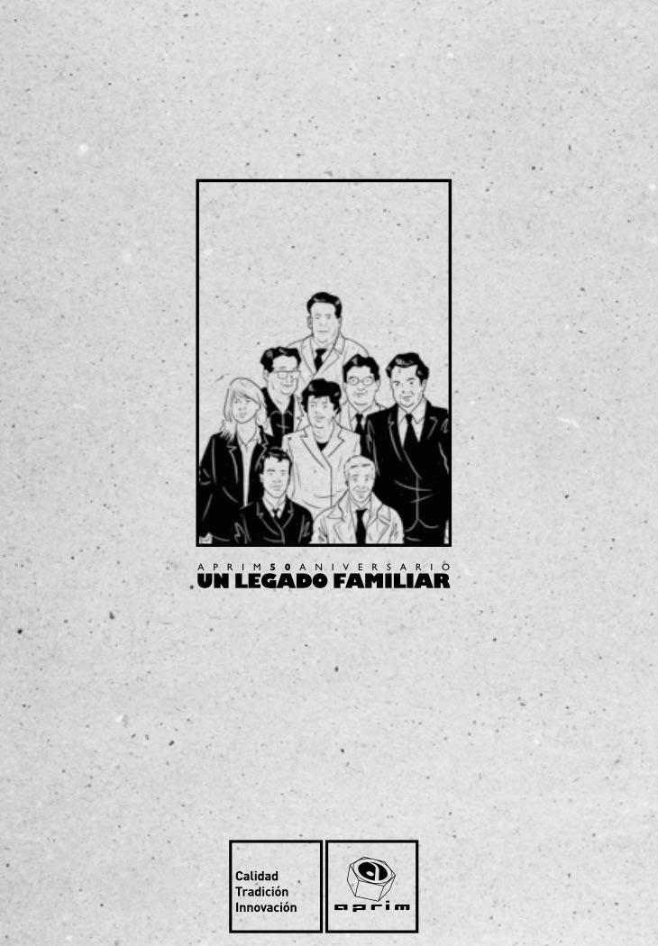 40 Un legado familiar