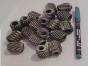 Variedad de piezas Nitruración Alta presión