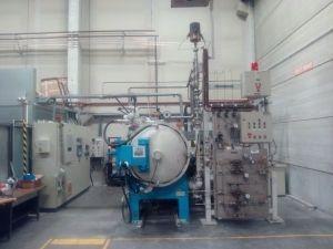 Horno de Nitruración Alta presión