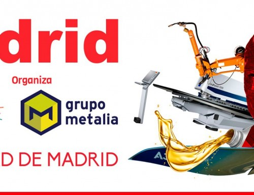 APRIM Participates in MetalMadrid. Come and visit us !!